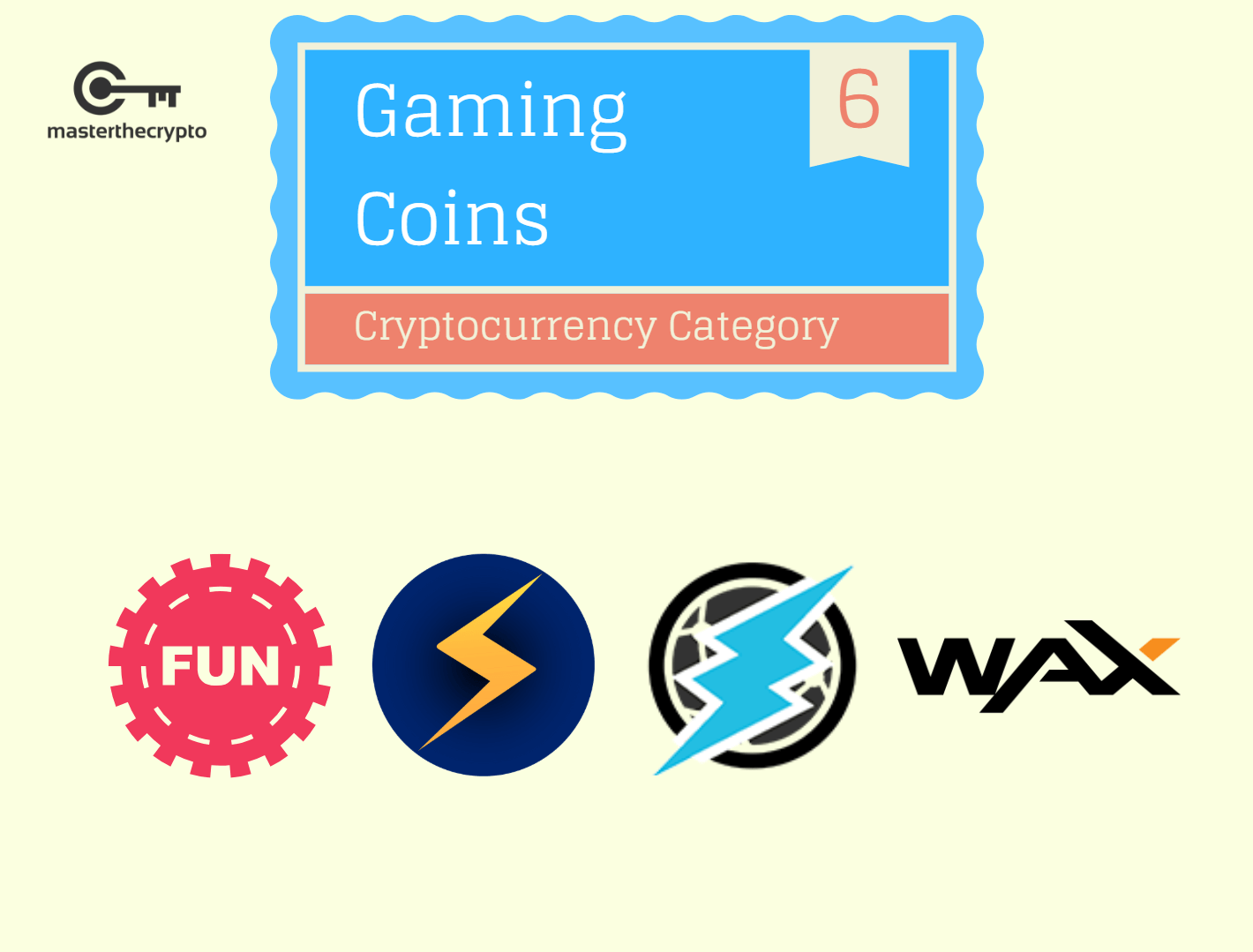 You are currently viewing Category of Cryptocurrency Market: Gaming Coins