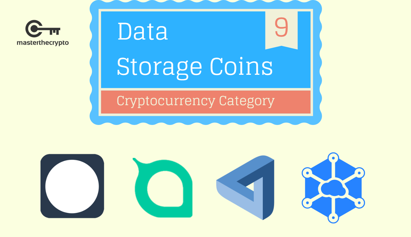 Read more about the article Category of Cryptocurrency Market: Decentralized Data Storage Coins