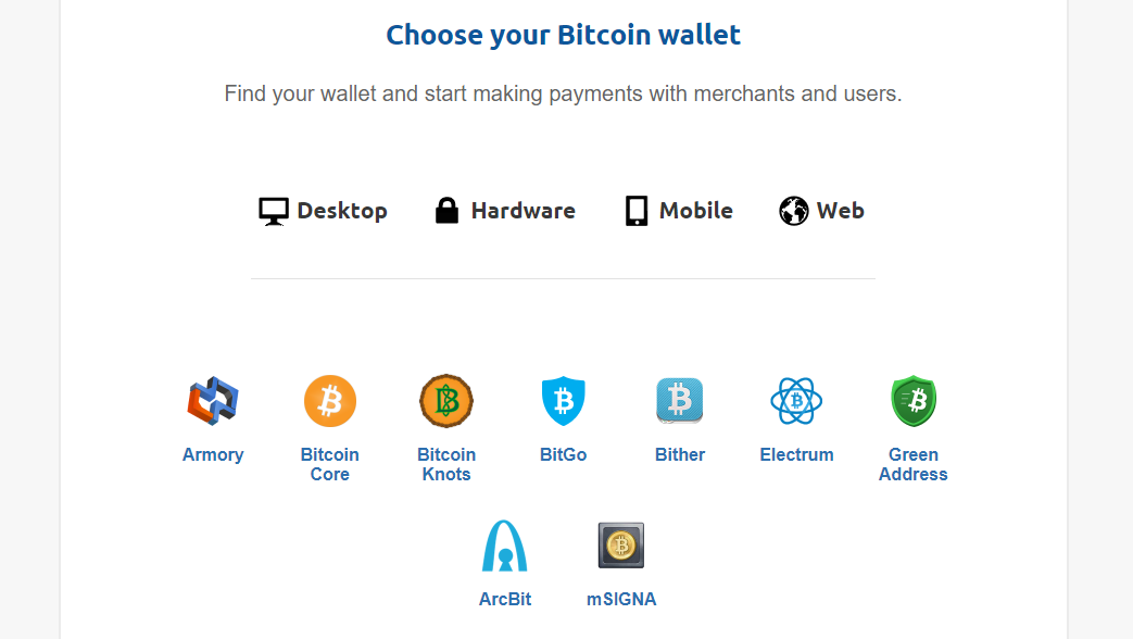 You are currently viewing How to store bitcoins?
