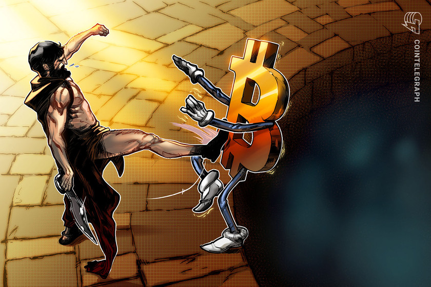 You are currently viewing <div>Bitcoin price 'relief' move to $47K pushes BTC below stock-to-flow trajectory</div>