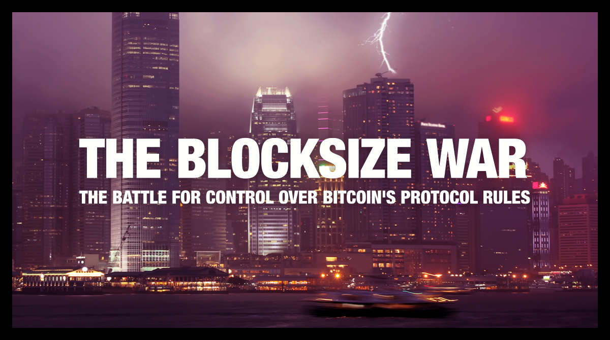 You are currently viewing The Blocksize War – Chapter 6 – Lightning Network