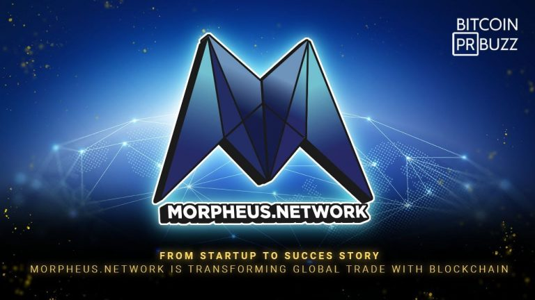 You are currently viewing From Startup to Success Story — Morpheus.Network Is Transforming Global Trade With Blockchain