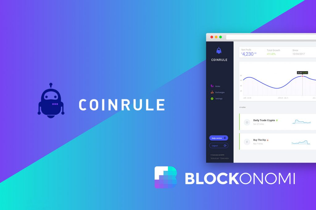 You are currently viewing CoinRule Review: Automated Crypto Trading Bots Platform
