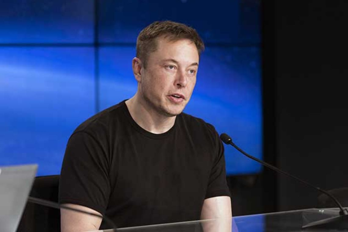 You are currently viewing Elon Musk and the mysterious tweet about Bitcoin