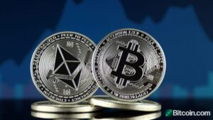 Read more about the article Bitcoin vs Ethereum: Investment Bank JPMorgan Explains Why ETH Is Outperforming BTC