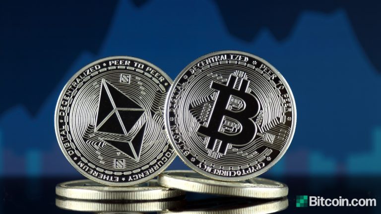You are currently viewing Bitcoin vs Ethereum: Investment Bank JPMorgan Explains Why ETH Is Outperforming BTC