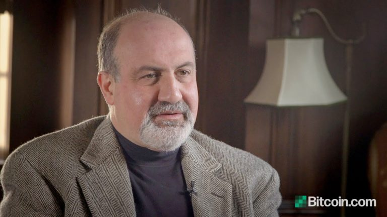 You are currently viewing 'Black Swan' Author Nassim Taleb Advises to Stay Out of Bitcoin, Citing No Link to Inflation or 'Anything Economic'
