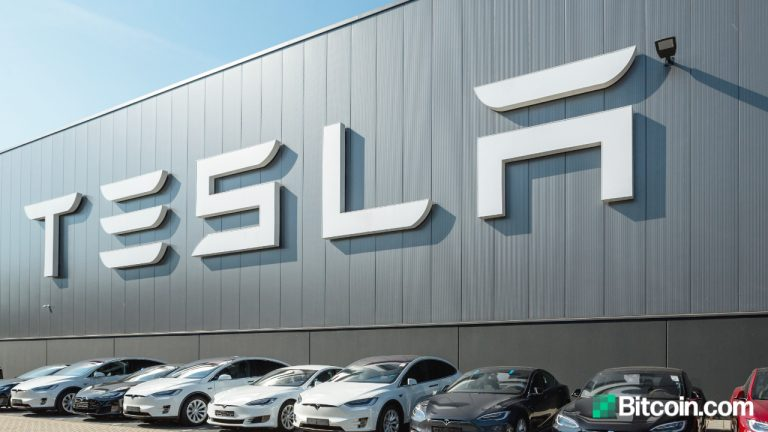 You are currently viewing Tesla's Bitcoin Stash Now Worth $2.5 Billion, SEC Filing Shows