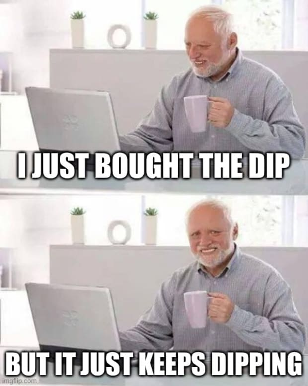 You are currently viewing Dip Drama: Three Lessons The Bitcoin Dip Can Teach You About Relationships