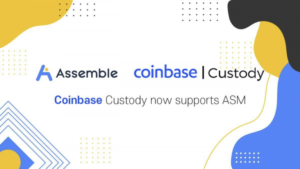 Read more about the article ASSEMBLE Protocol (ASM) Is Now Supported on Coinbase Custody