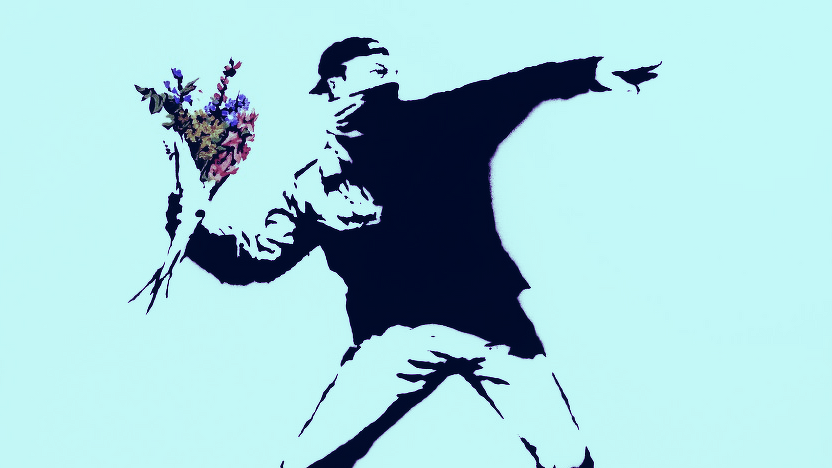 You are currently viewing You Can Buy a Banksy With Bitcoin or Ethereum From Sotheby's