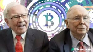 Read more about the article Berkshire Hathaway's Charlie Munger Finds Bitcoin 'Disgusting and Contrary to the Interest of Civilization'