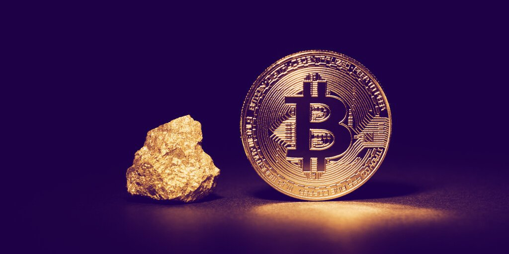 You are currently viewing Gold Outshines Bitcoin in Latest Market Volatility