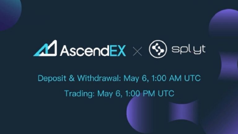 You are currently viewing SplytCore Listing on AscendEX