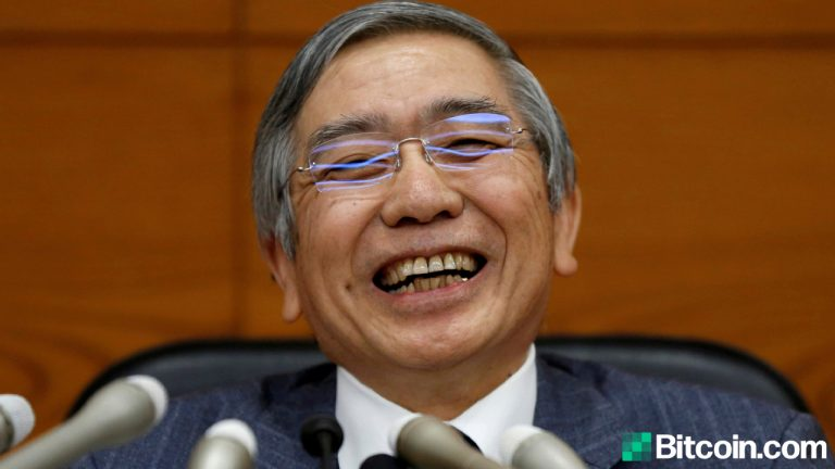 You are currently viewing BOJ's Kuroda Criticizes Bitcoin — Central Bank Governor Says Trading Is 'Barley Used for Settlement'