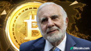 Read more about the article Billionaire Carl Icahn Mulls Over Diving Into Cryptocurrency in a 'Big Way' With About $1.5 Billion Investment