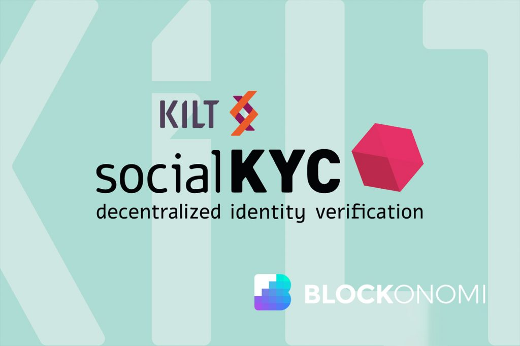 You are currently viewing KILT Protocol Introduces SocialKYC: Decentralised Identity Verification
