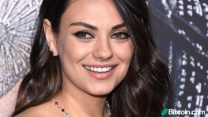 Read more about the article Actress Mila Kunis Reveals 'I'm Using Cryptocurrencies' After Getting Into Bitcoin With Ashton Kutcher 8 Years Ago
