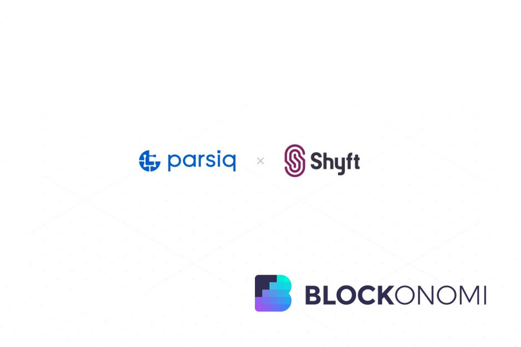 You are currently viewing Shyft Network Partners with PARSIQ