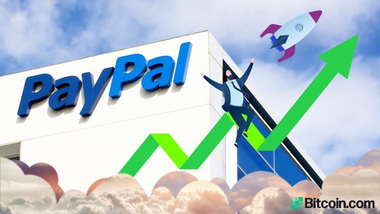 You are currently viewing Paypal Crypto Shows 'Really Great Results' Amid Strongest Quarter Ever, CEO Says