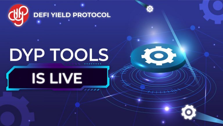 You are currently viewing DeFi Yield Protocol (DYP) Launches Decentralized Tools Dashboard