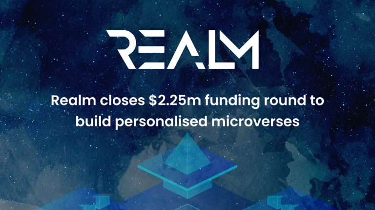 You are currently viewing Realm Closes $2.25M for Seed Investment to Build NFT Powered Microverses