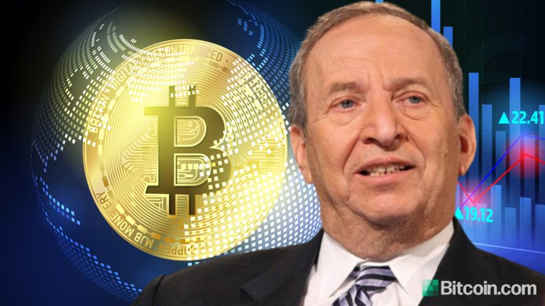 You are currently viewing Former US Treasury Secretary Larry Summers Says Cryptocurrency Is Here to Stay as Digital Gold