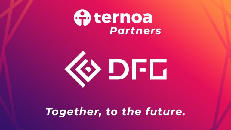 You are currently viewing New Official Partnership : Digital Finance Group (DFG) Joins the Ternoa Adventure