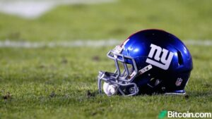 Read more about the article The NFL Gets a Taste of Crypto as Grayscale Partners With the New York Giants