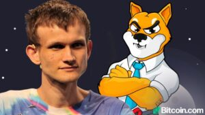 Read more about the article Ethereum's Vitalik Buterin Burns $6.6 Billion Worth of Shiba Inu Tokens