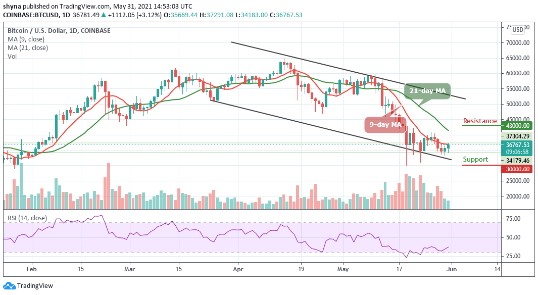 You are currently viewing Bitcoin Price Prediction: BTC/USD Could Hit $45,000 or Crash to $25,000