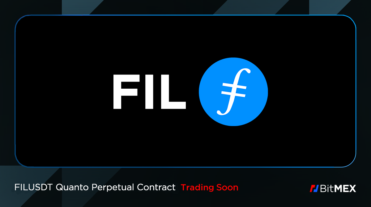 You are currently viewing The Listings continue with the FILUSDT Quanto Perpetual Contract