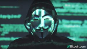 Read more about the article Anonymous Targets Elon Musk for Destroying Crypto Holders' Lives, Trying to Control Bitcoin