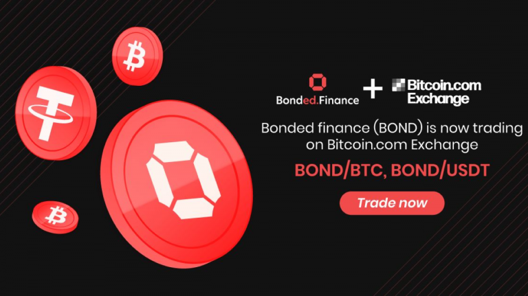 You are currently viewing Bonded.Finance (BOND) Token Is Now Listed on Bitcoin.com Exchange
