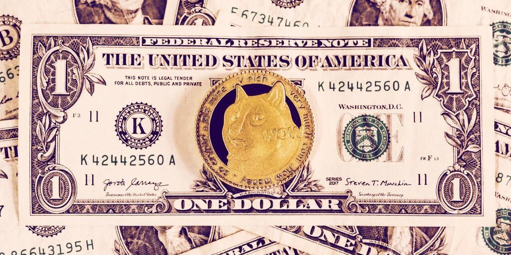 You are currently viewing Federal Reserve Is 'Dogecoining the US Dollar': Rep. Davidson