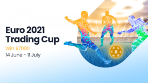 """Read more about the article Crypto-Powered Investing App SimpleFX Launches $50,000 """"Euro 2021 Trading Cup"""""""