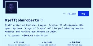 Read more about the article BitClout: Crazy Like a Fox?