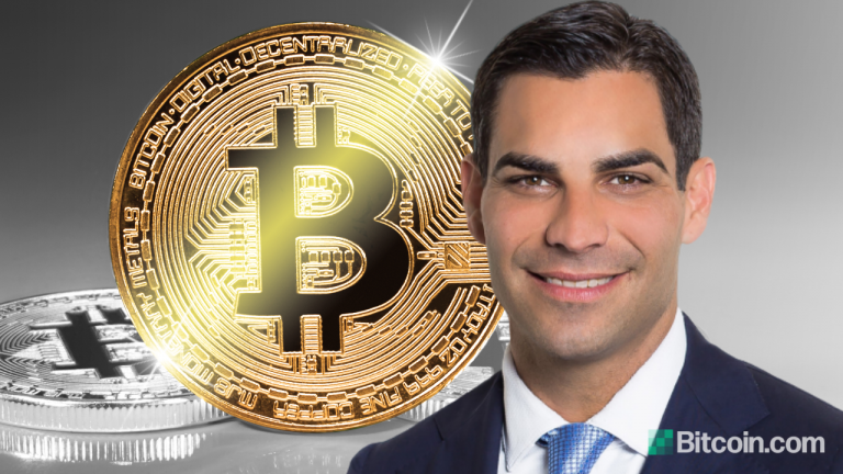 You are currently viewing Miami Mayor Confident Crypto Regulatory Issues Will Be Resolved — Says 'Buy the Dip'
