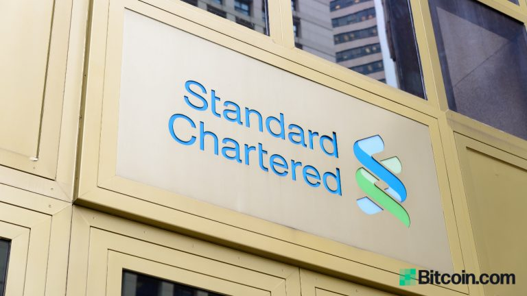 You are currently viewing Standard Chartered Bank Launching Cryptocurrency Exchange and Brokerage