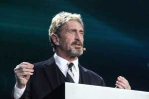 Read more about the article Doubts about the suicide death of John McAfee