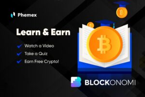 Read more about the article Phemex Launches New Educational Platform: Allows Users to Learn & Earn Crypto
