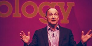 Read more about the article Tim Berners-Lee's Web Source Code NFT Sells for $5.4 Million at Sotheby's