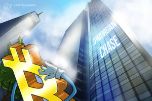 Read more about the article JPMorgan Chase reportedly shuts down bank accounts of Bitcoin mining firm