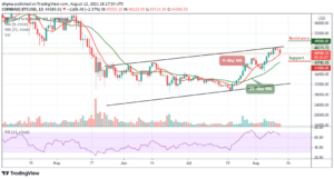 Read more about the article Bitcoin Price Prediction: BTC/USD Correcting Price to $44,500