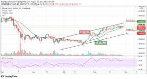 Read more about the article Bitcoin Price Prediction: BTC/USD Drops Below $49,000 Again