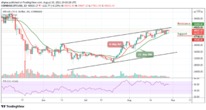 Read more about the article Bitcoin Price Prediction: BTC/USD May Revisit $50,000 Resistance