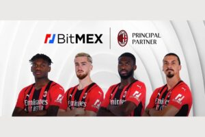 Read more about the article AC Milan, BitMEX as official partner