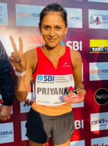 Read more about the article Priyanka Goswami: AppleB Made My Tokyo Olympics Dream Come True