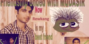 Read more about the article 'Friendship Ended With Mudasir' Meme Sells for 20 ETH As NFT