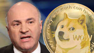 Read more about the article Shark Tank's Kevin O'Leary Won't Invest in Dogecoin, Says 'I Don't Understand Why Anybody Would'
